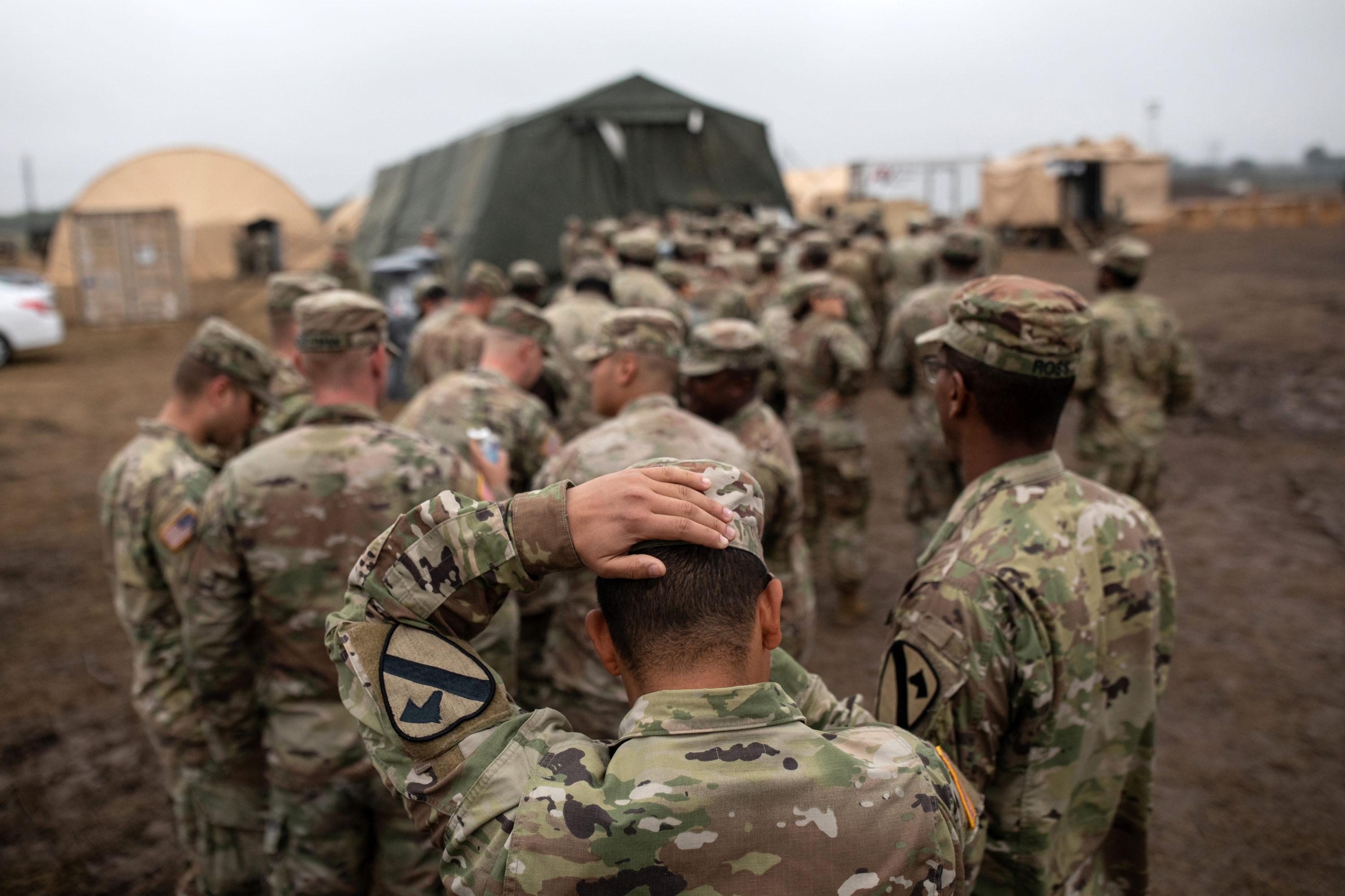 If the Military Pays for the Wall, What Military Stuff Gets Cut?