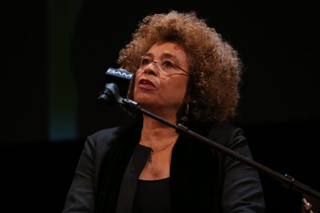 The Real Stain on Angela Davis' Legacy Is Her Support for Tyranny