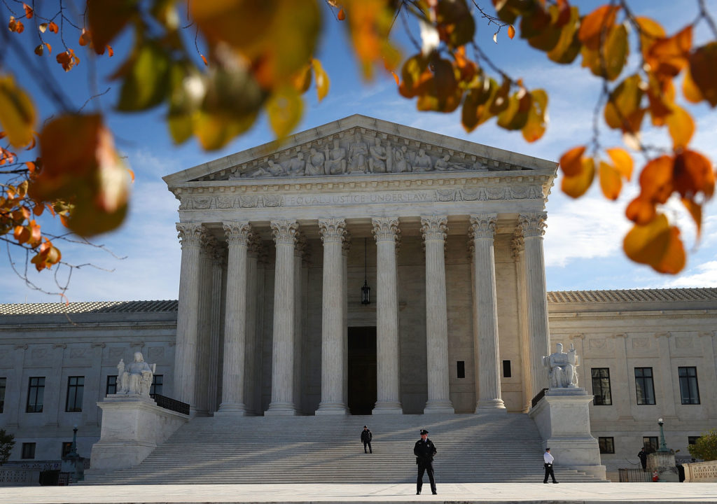 Unanimous Supreme Court Expands Scope >> How The Supreme Court Struck A Blow Against The Imperial Presidency