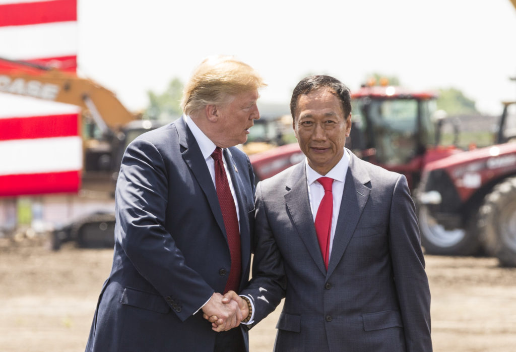 Foxconn Commits to Building Wisconsin LCD Panel Plant