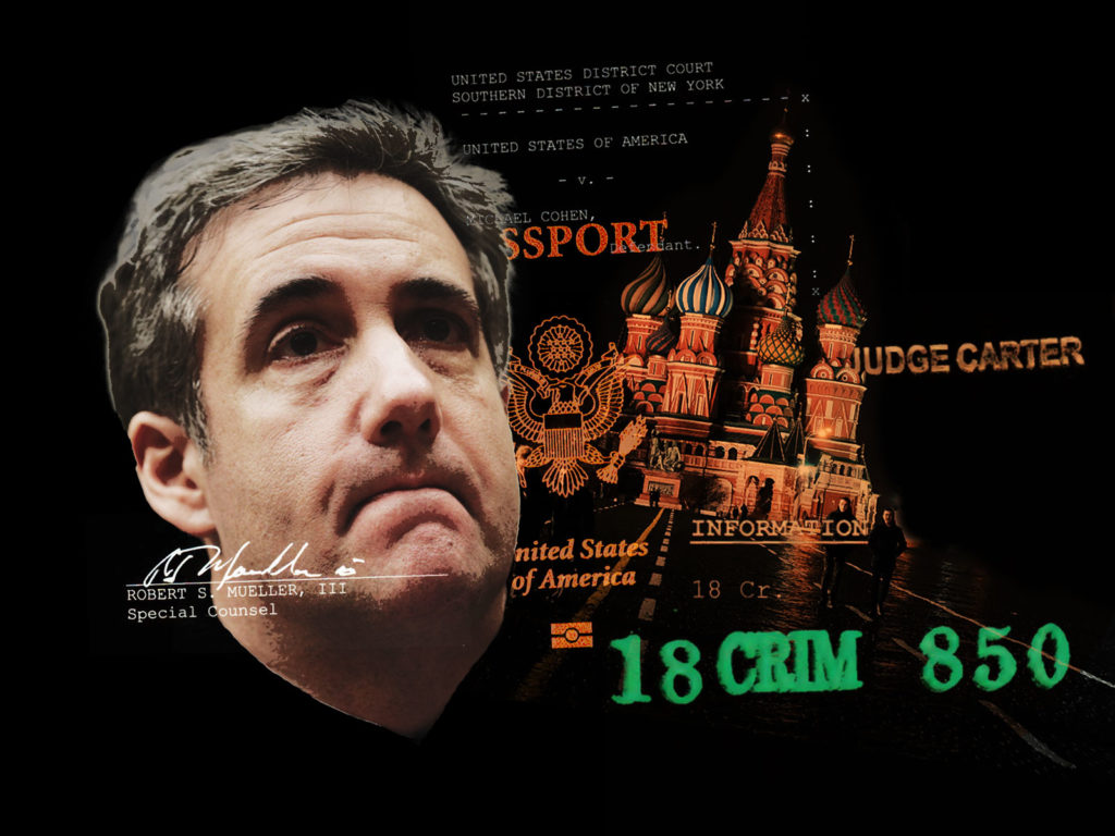 Donald Dossier: How Cohen's Reveal Reduces the Risk of Impeachment