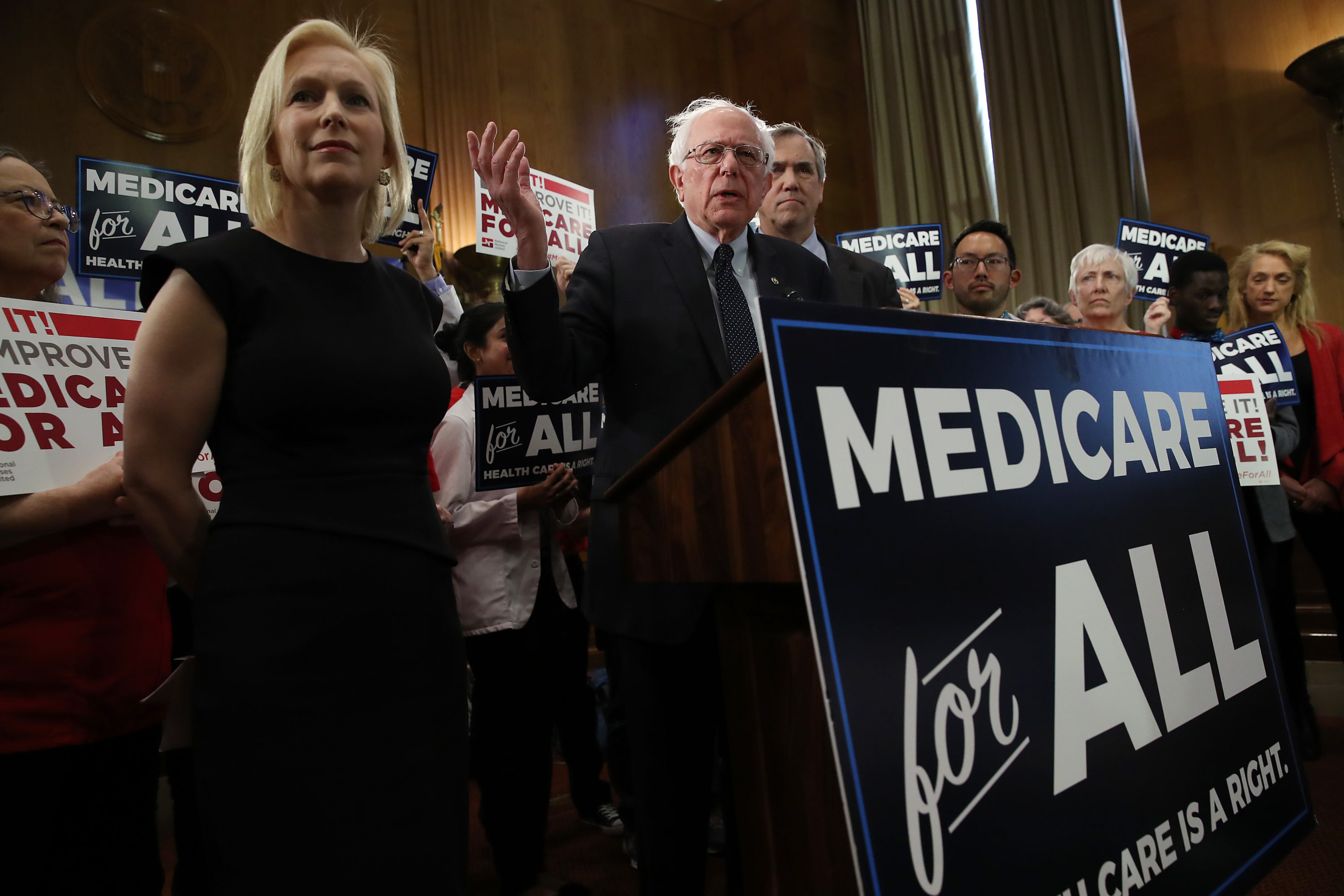 Medicare For All Could Be Kryptonite For Dems in 2020