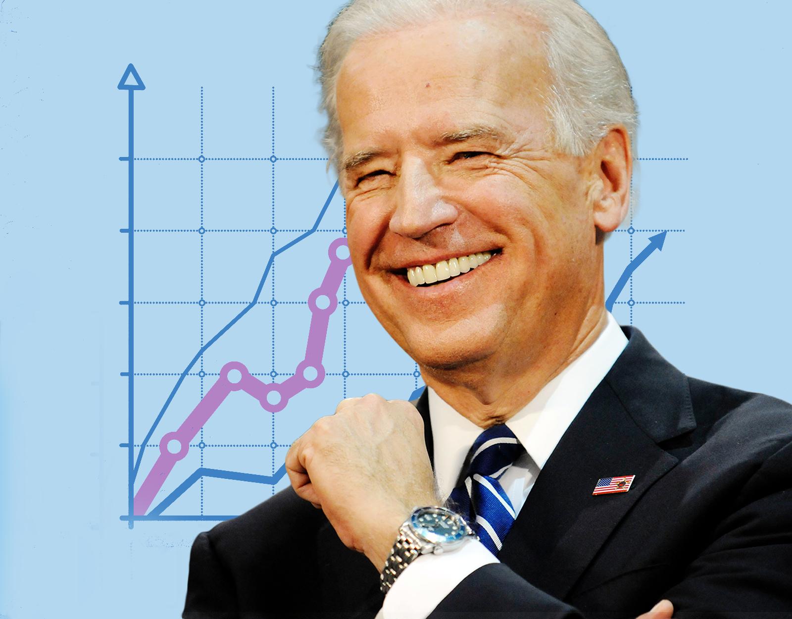 Why Is the Media Sleeping on Joe Biden?