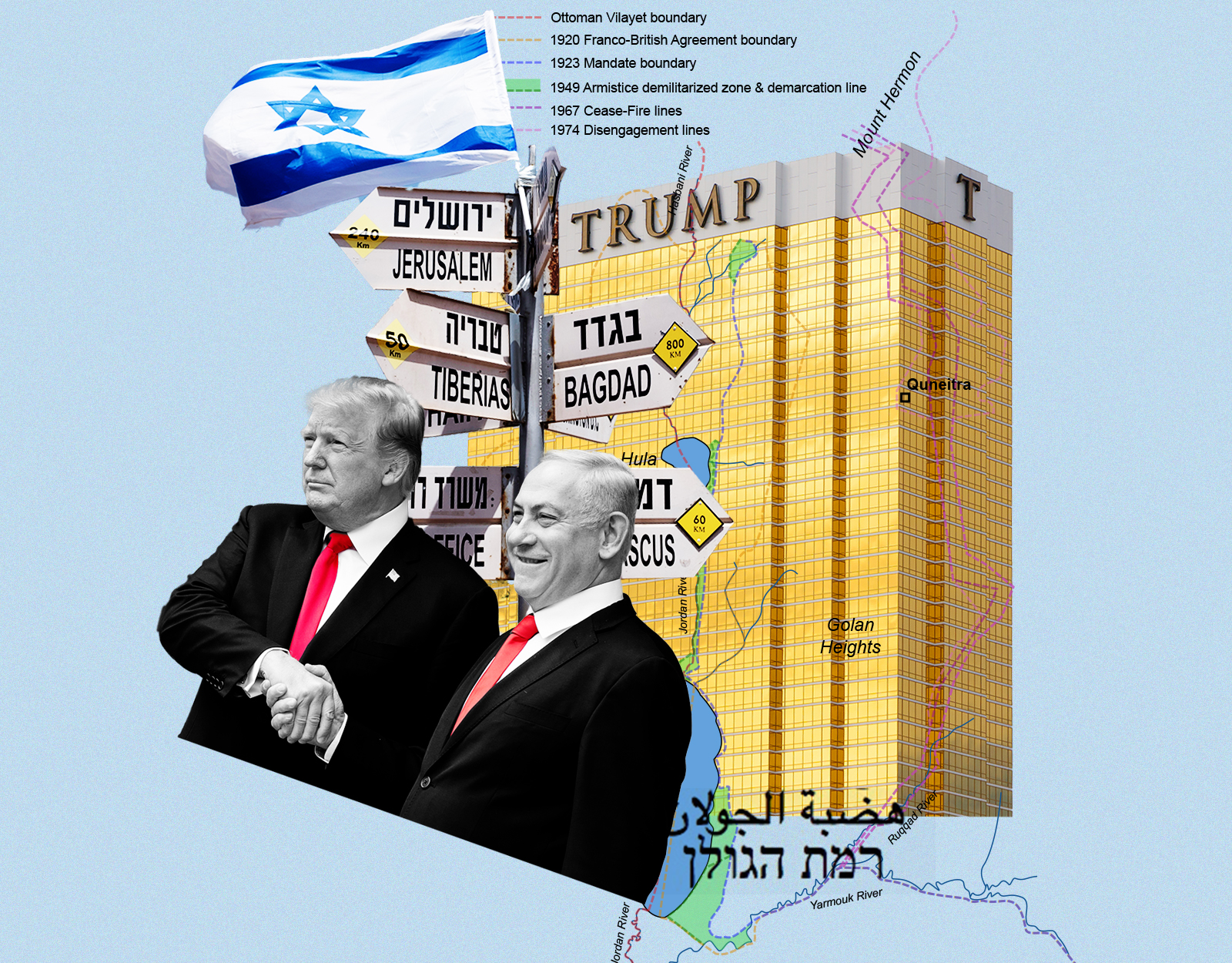 How Netanyahu Just Weaponized Trump's Narcissism