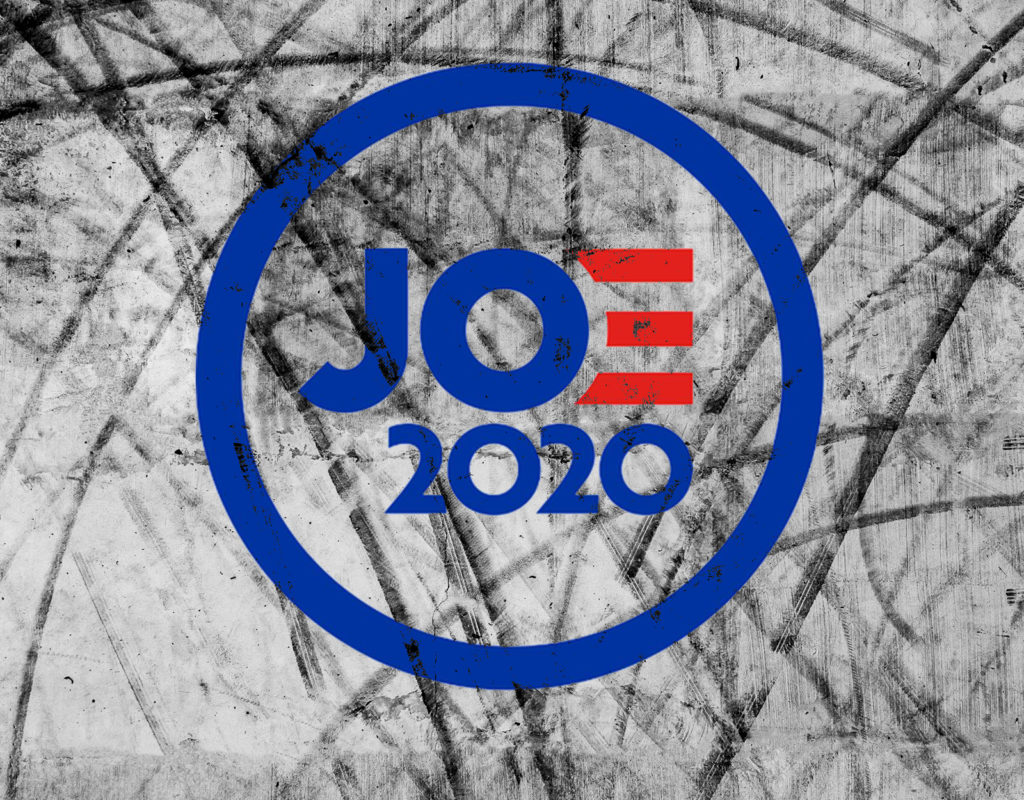 Joe Biden S High Crimes Against Logo Design The Bulwark
