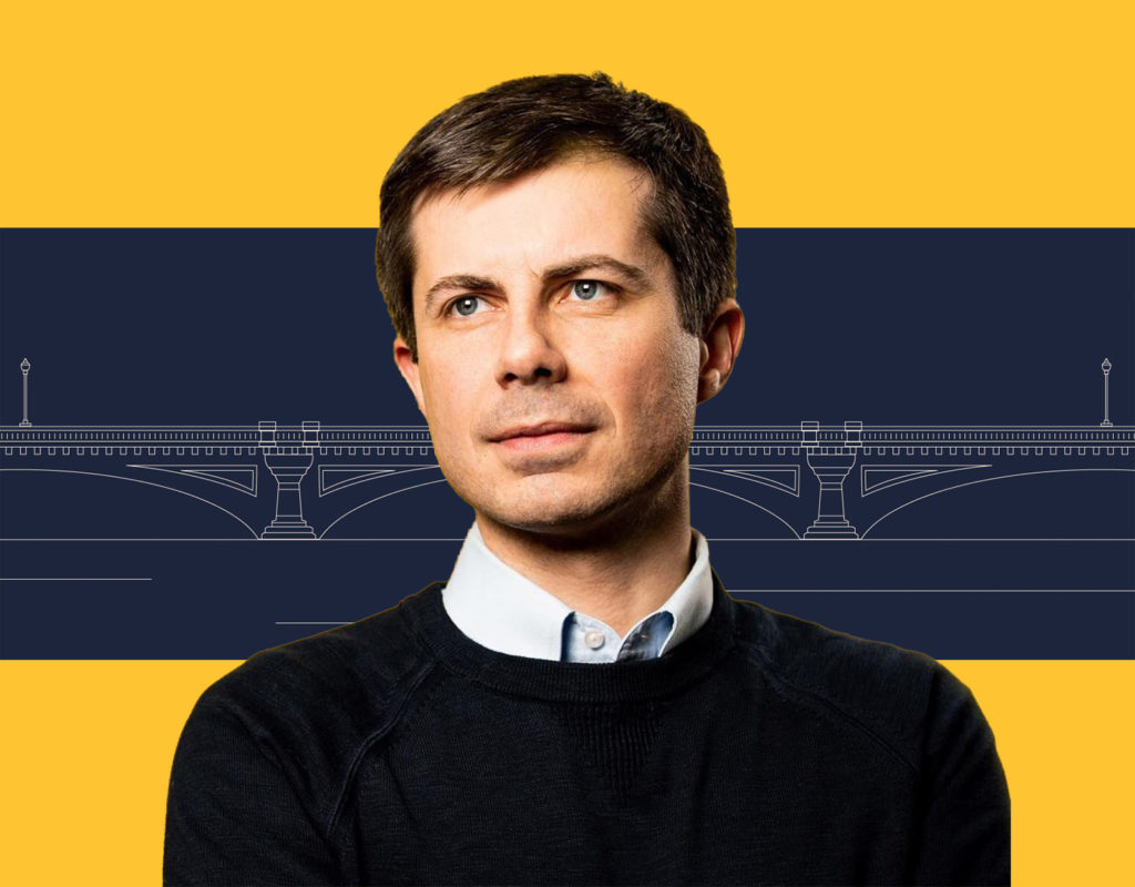 Buttigieg handles anti-gay hecklers during Iowa rally
