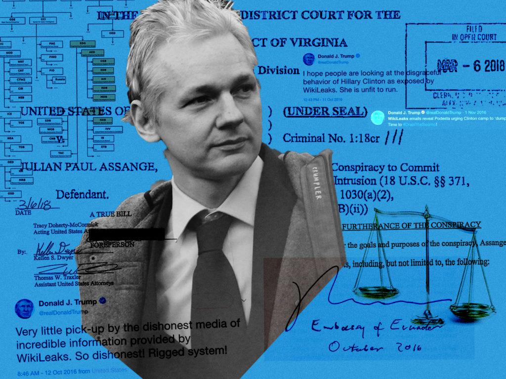 The Arrest of Julian Assange Is Not Bad for Journalism