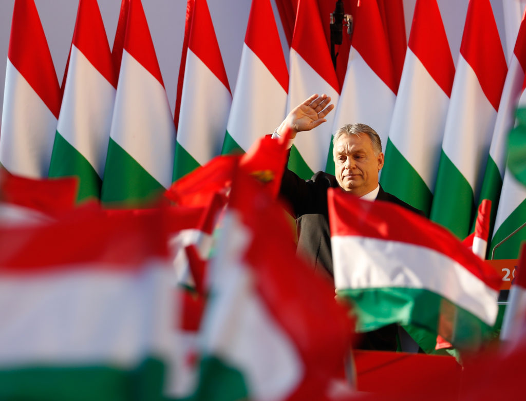 Ignoring critics, Trump to host anti-immigrant Hungarian leader at White House