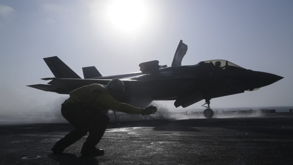 The F-35 Has Been a Mess. Is Our Military Aviation Dominance in Trouble?