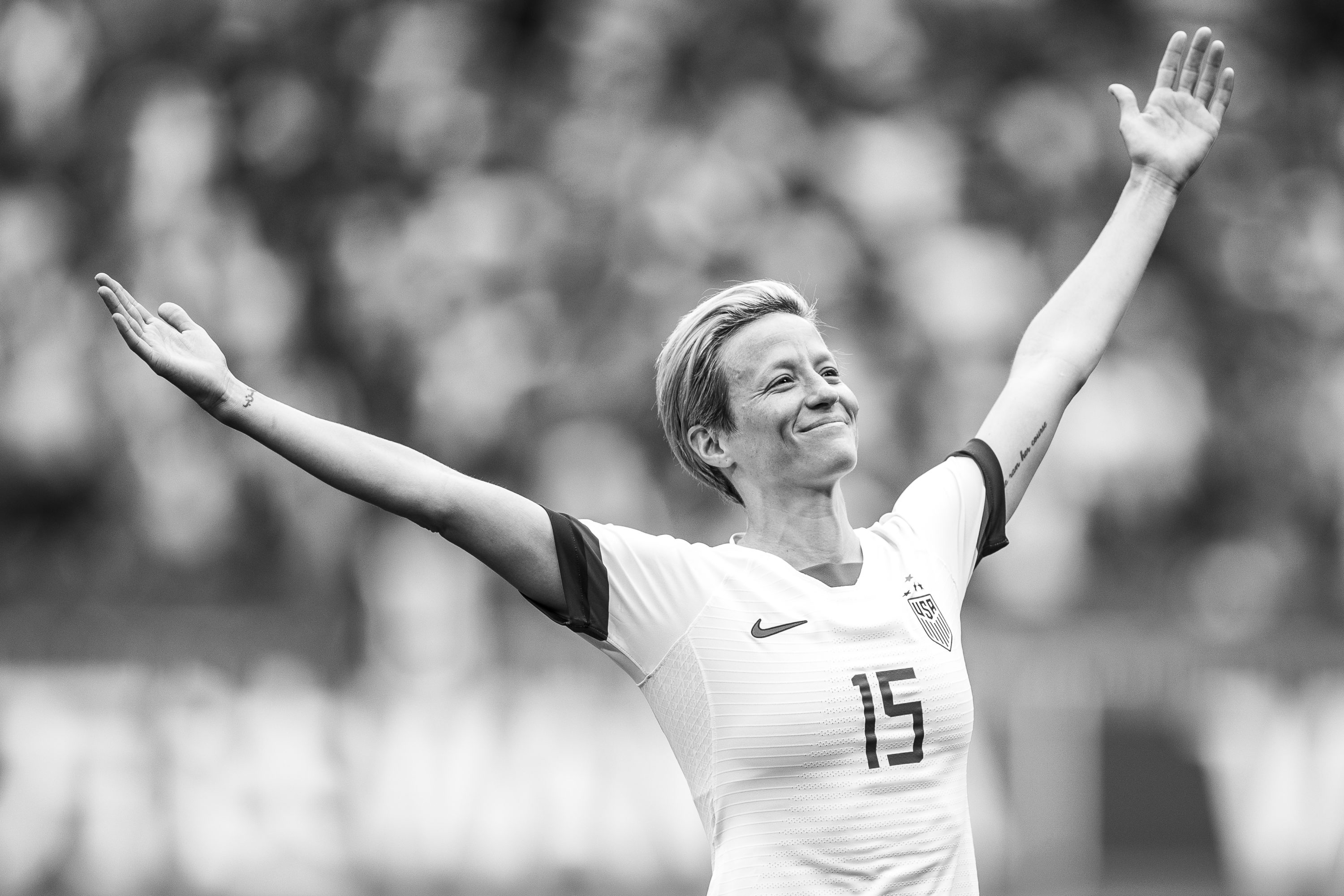 An Open Letter to Megan Rapinoe, from America