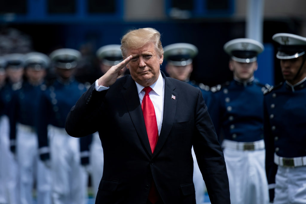 Trump Is a Terrible Commander in Chief for a Trade War