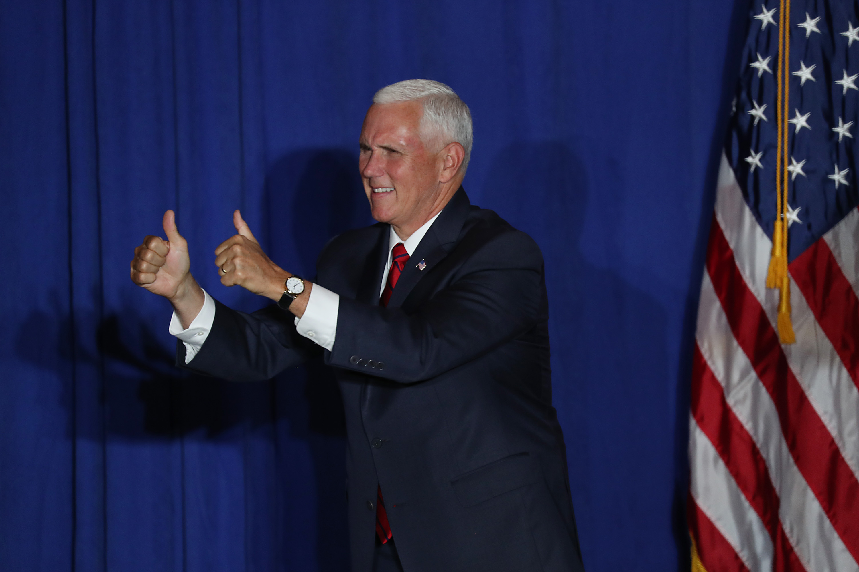 Mike Pence's Hollow Populism