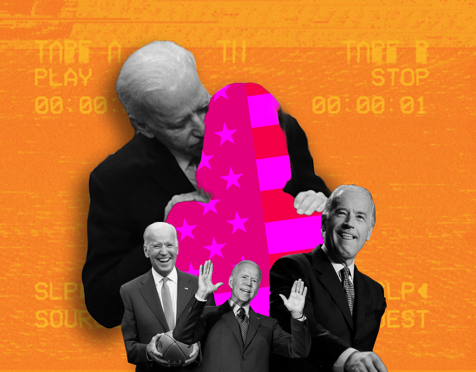 Joe Biden Is a Gaffe Machine (And His Campaign Should Embrace It)