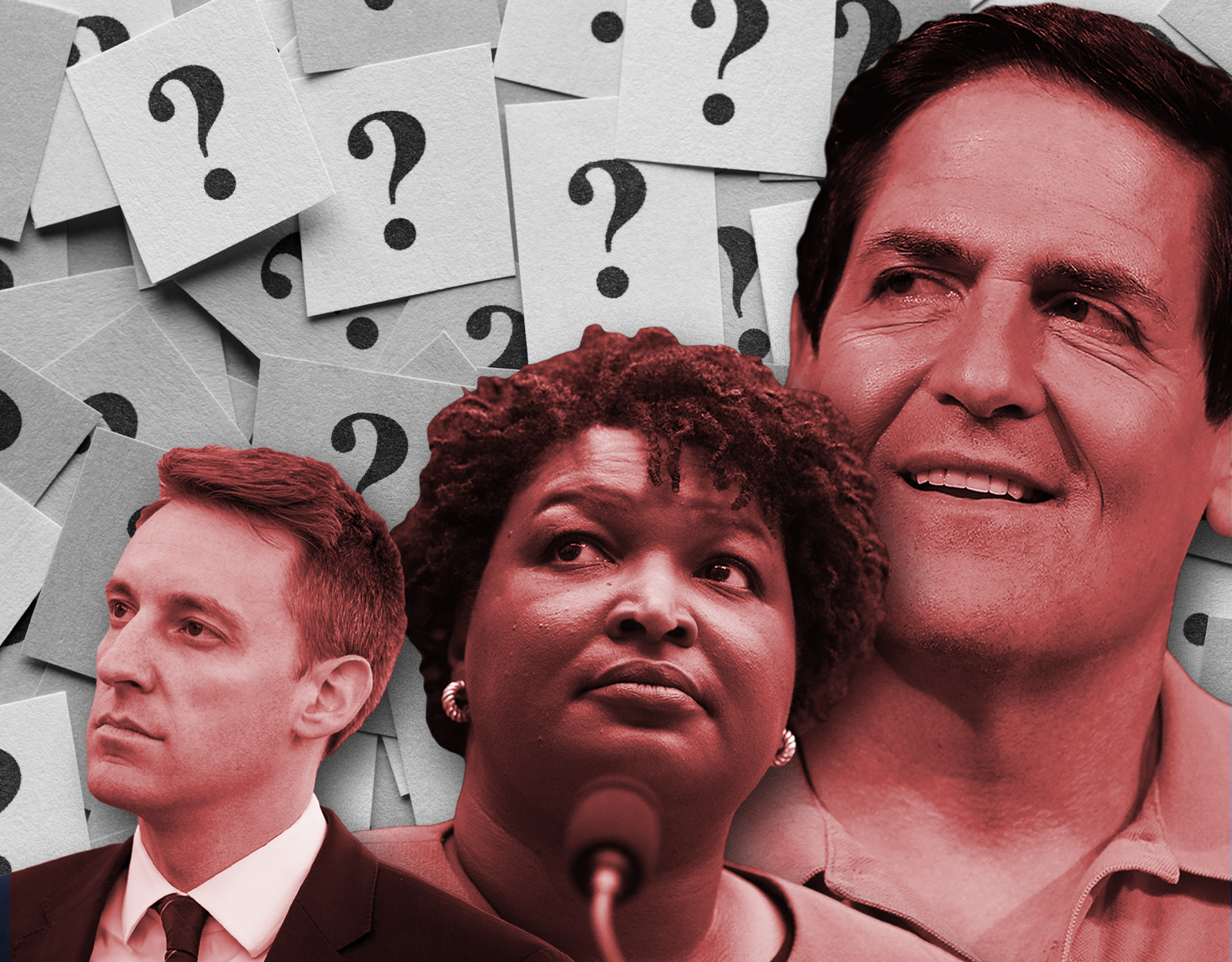 In Case of Emergency: 20 Democrats Who Could Step in and Upend the Race