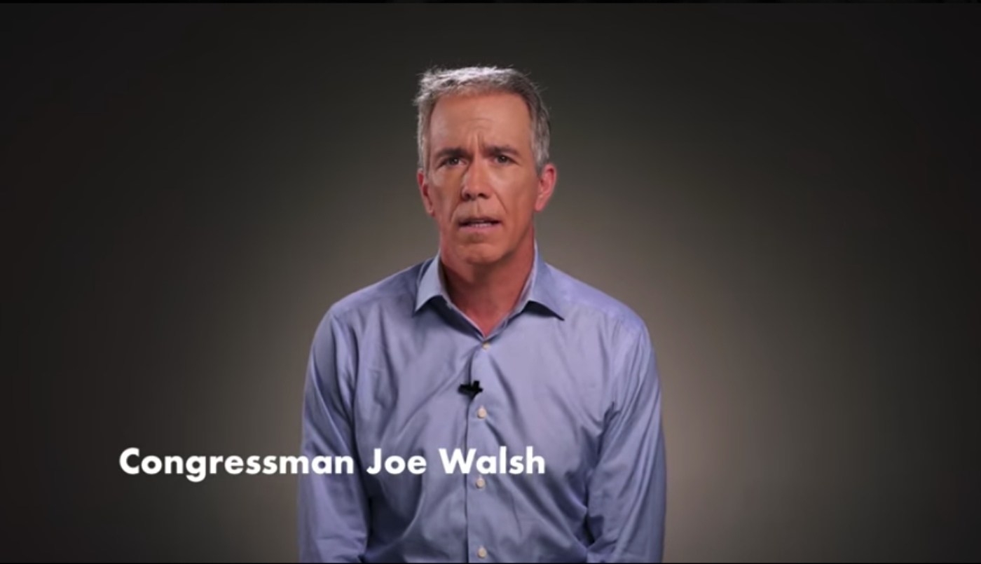 The Problem With Joe Walsh - The Bulwark