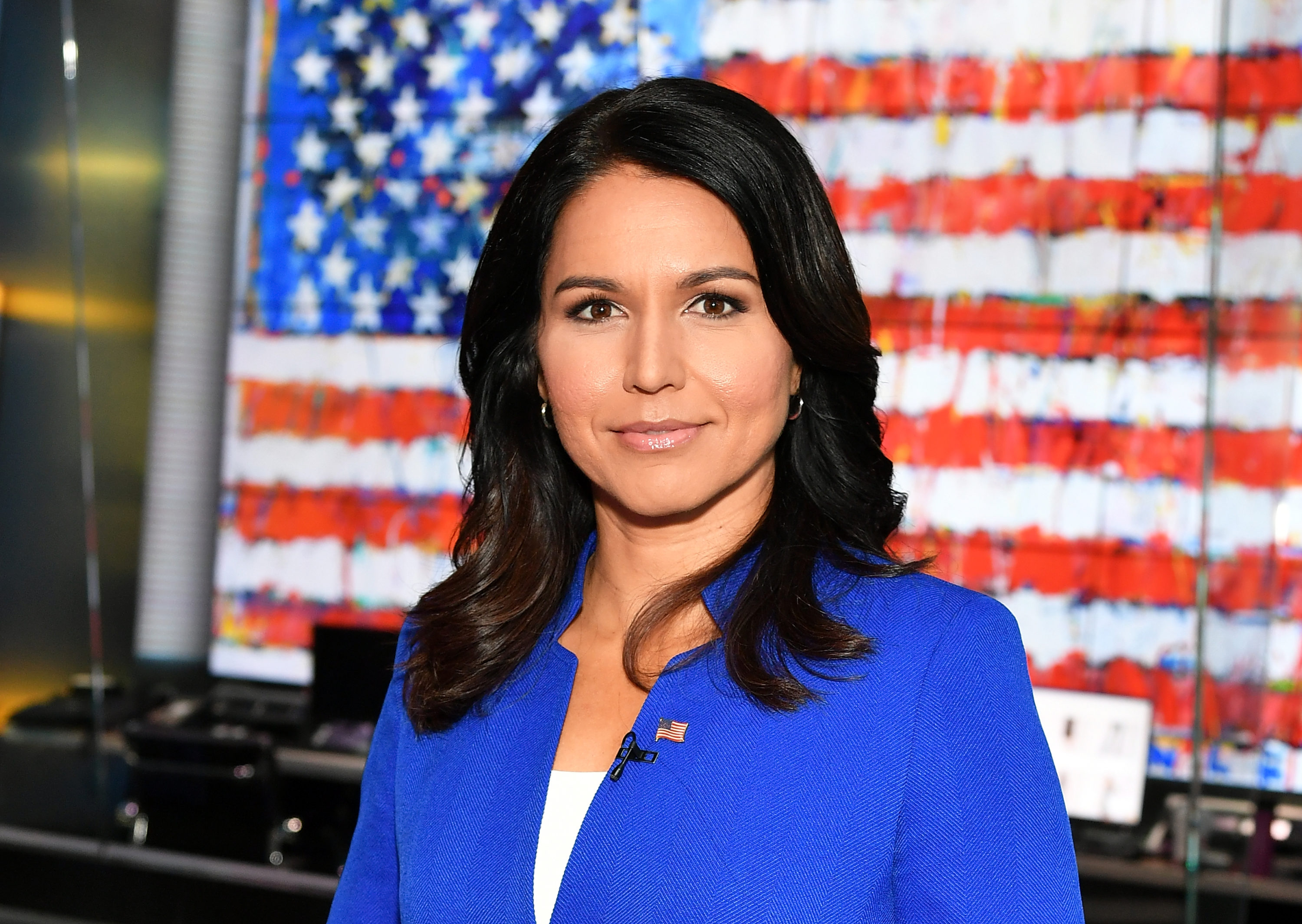 This Is Why Hillary Is Attacking Tulsi