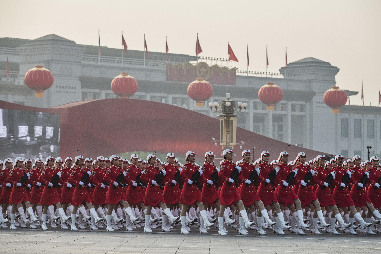 China's 70-Year Itch