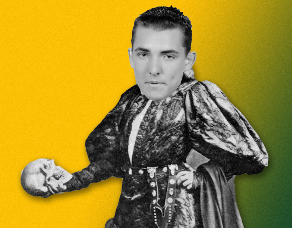 Jacob Wohl and Rudy Giuliani or Rosencrantz and Guildenstern?