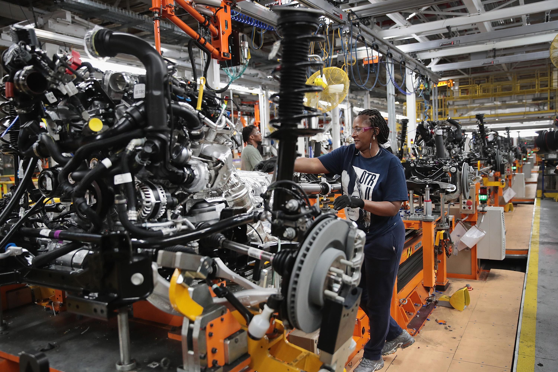 Deindustrialization Isn't (Just) a White Working-Class Problem