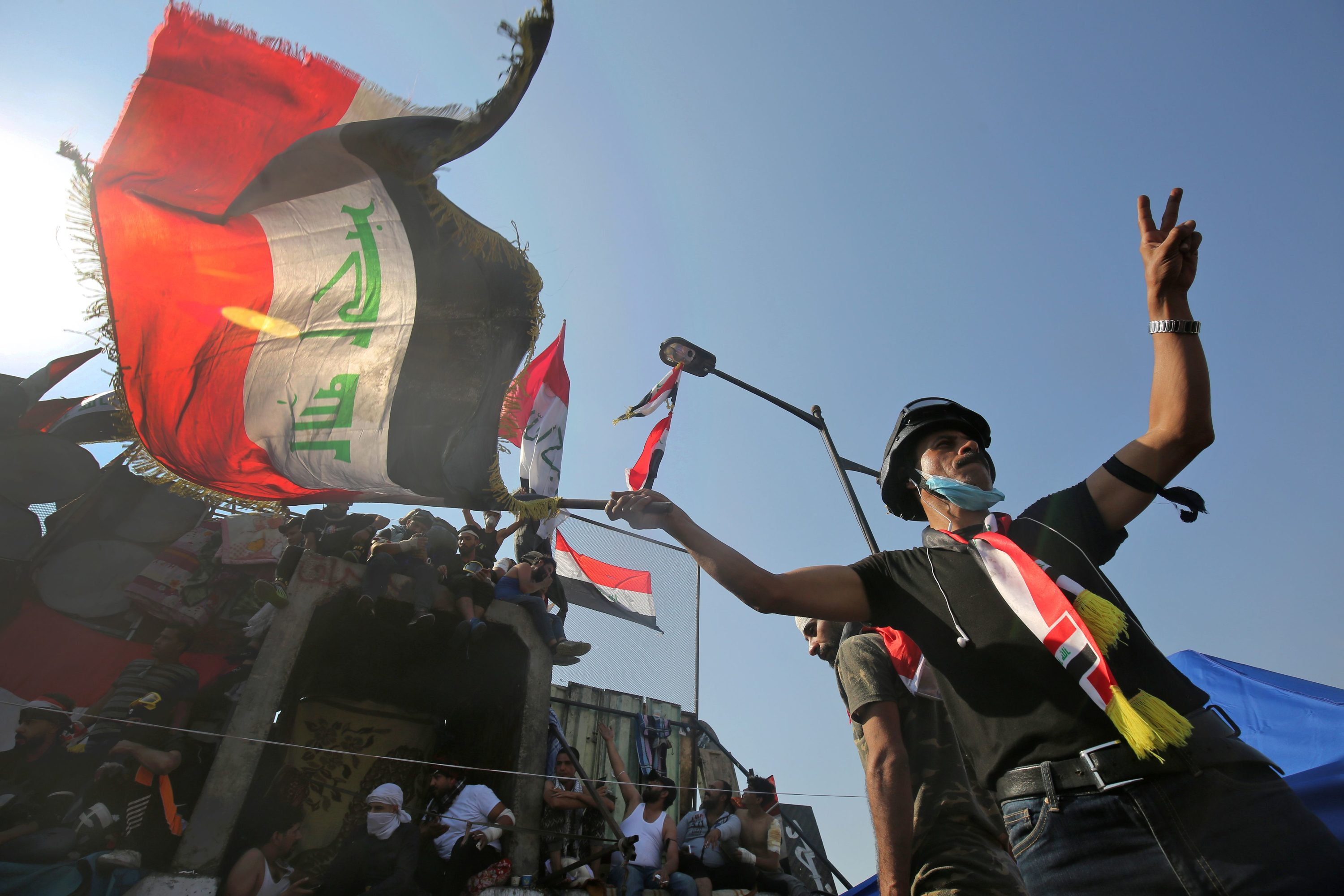 Iran's Order in the Middle East is Beginning to Crack