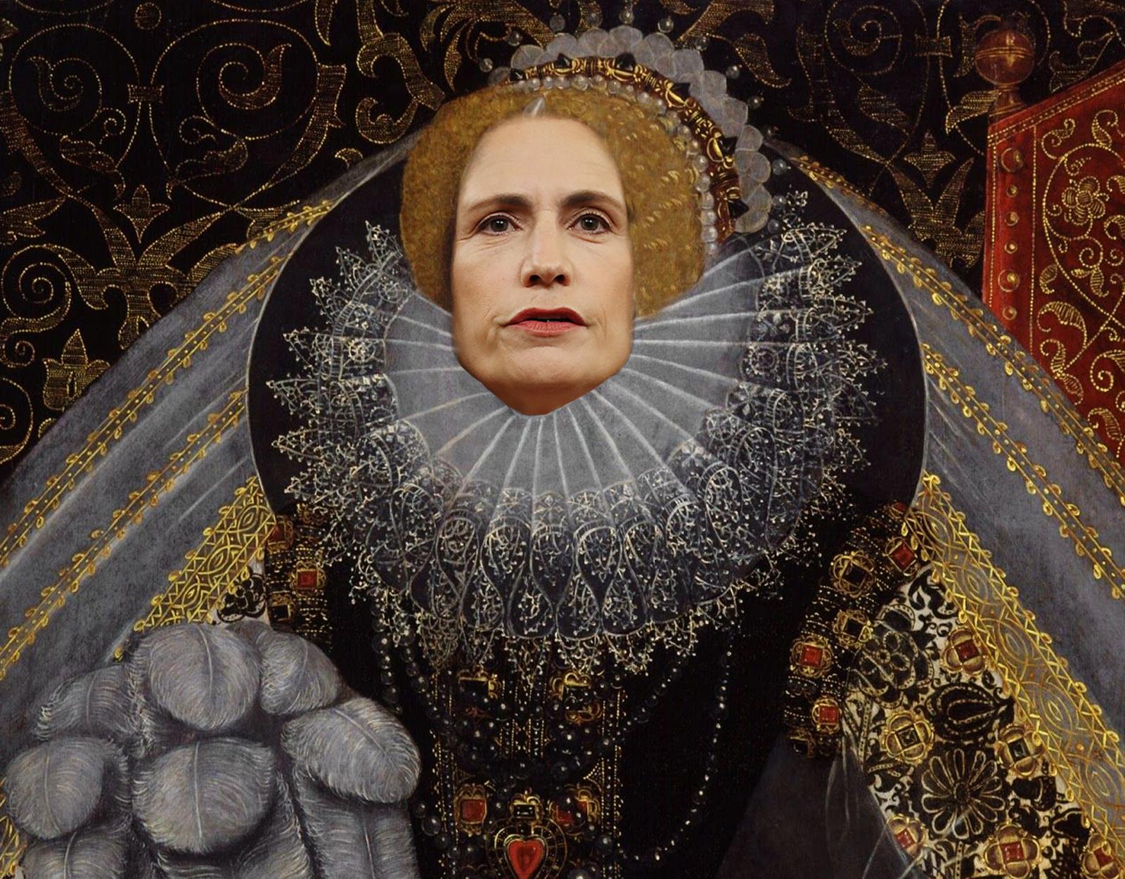 Fiona Hill: Impeachment Queen