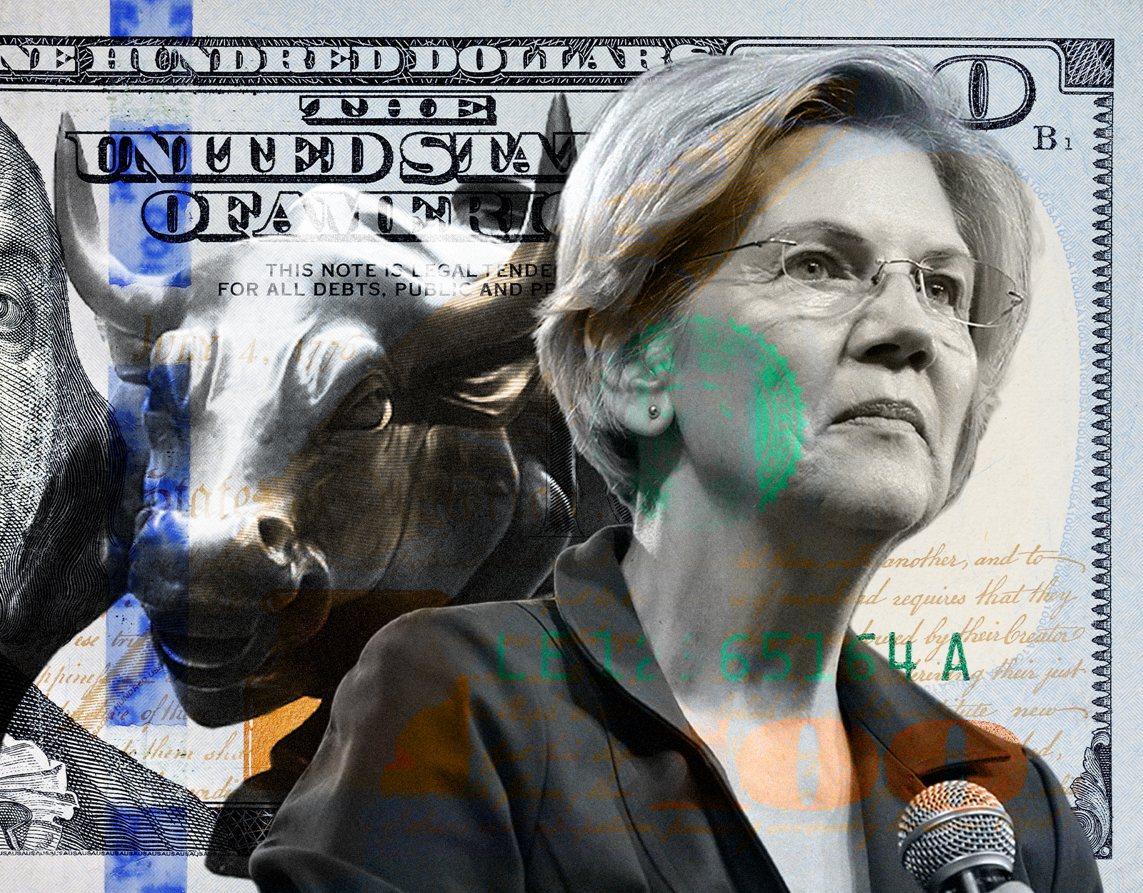 The Self-Pity of the Never-Warren Democratic Donors