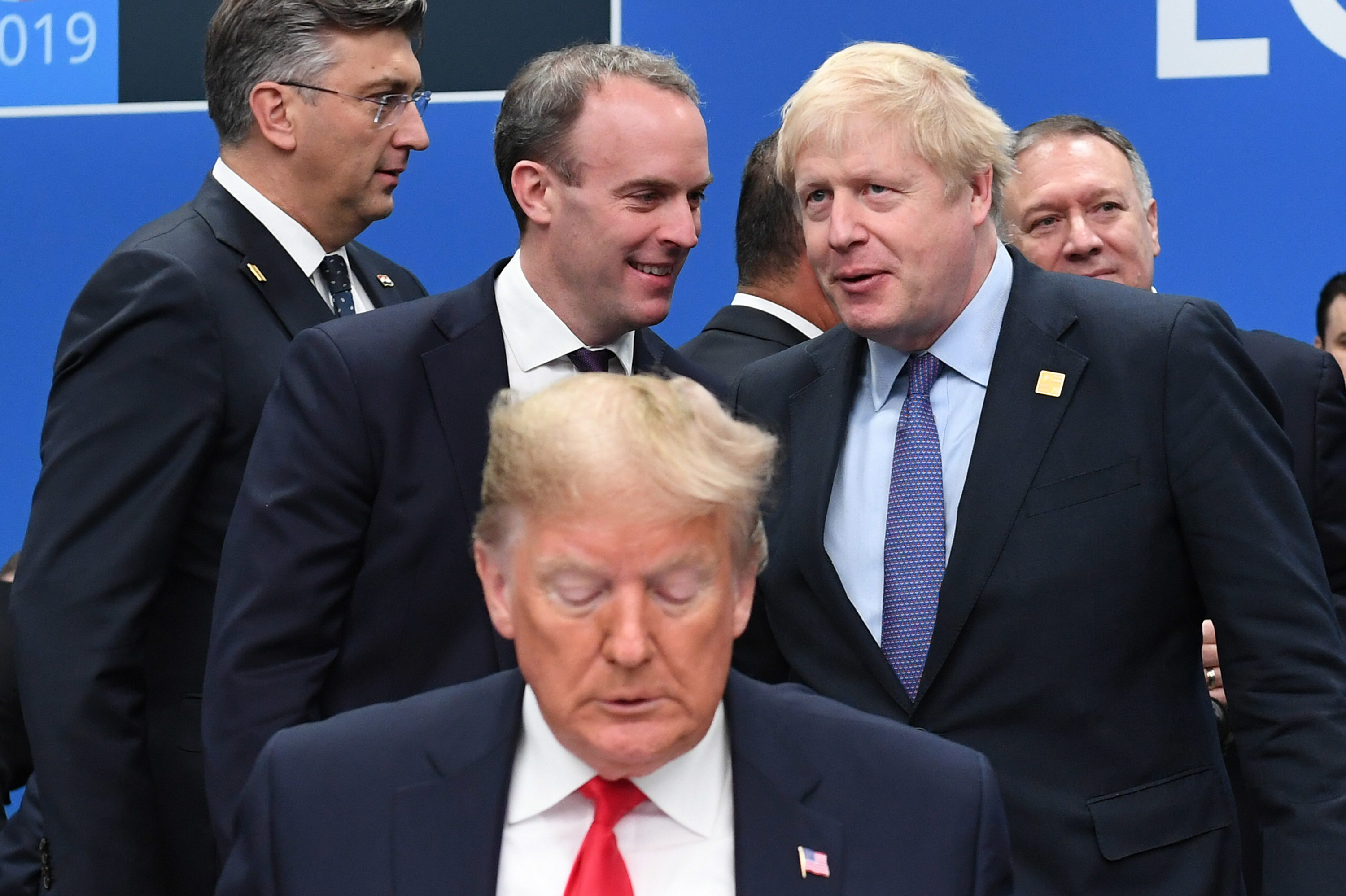 Of Course Trump Was Laughed Out of the NATO Summit