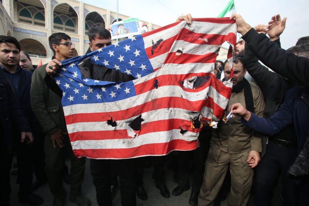 "Did Trump Create a New Standard for ""Self-Defense"" By Killing Soleimani?"