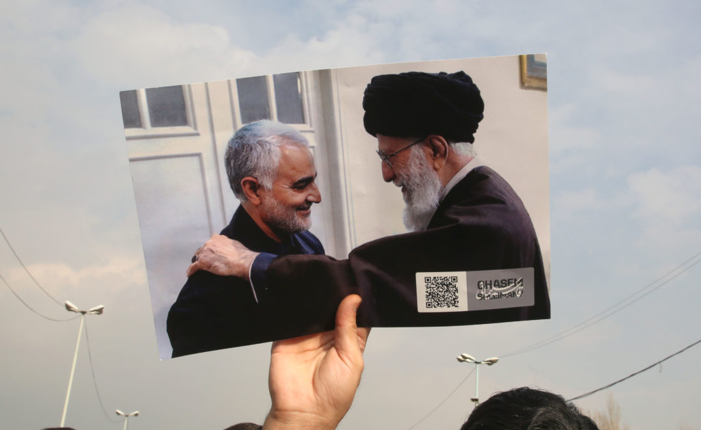 Killing Soleimani Creates Opportunity for America and Its Allies