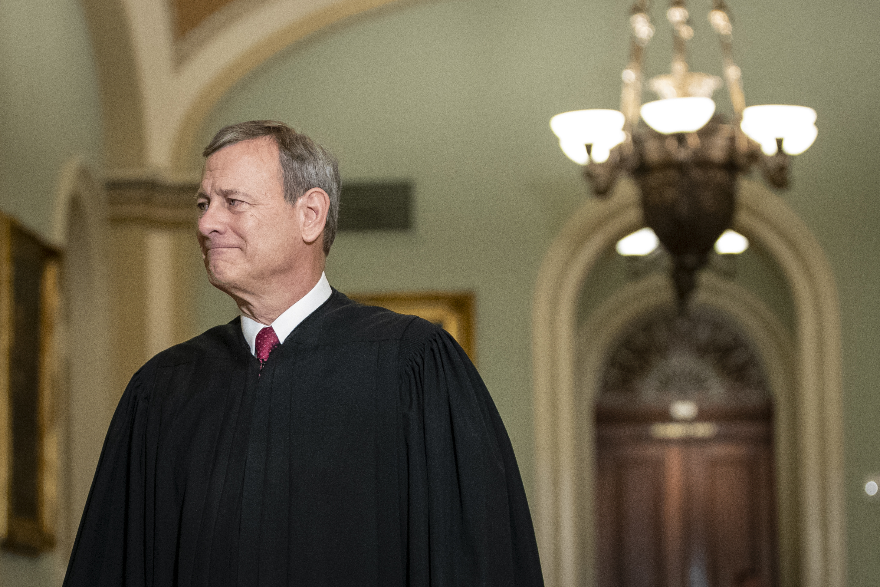 John Roberts, A Nation Turns Its Lonely Eyes To You