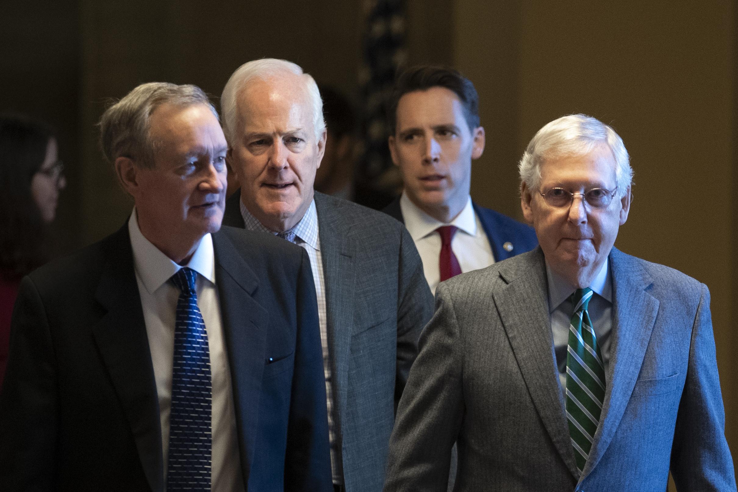 Republicans Now Own Impeachment
