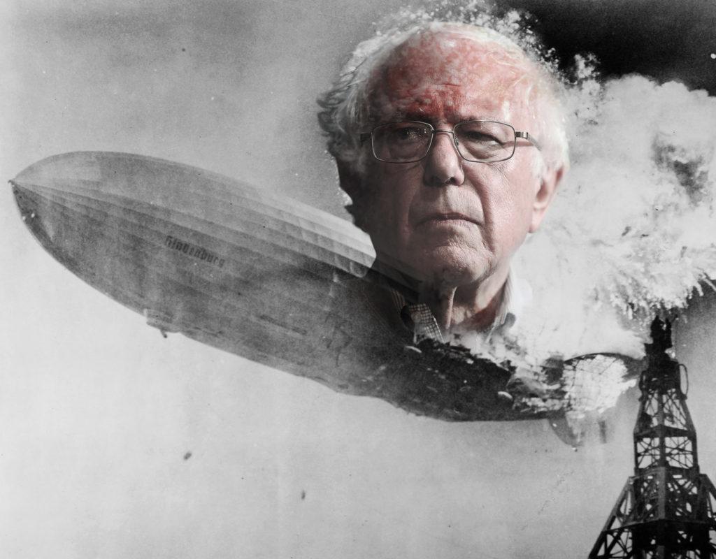 This Is How Trump Would Destroy Bernie Sanders