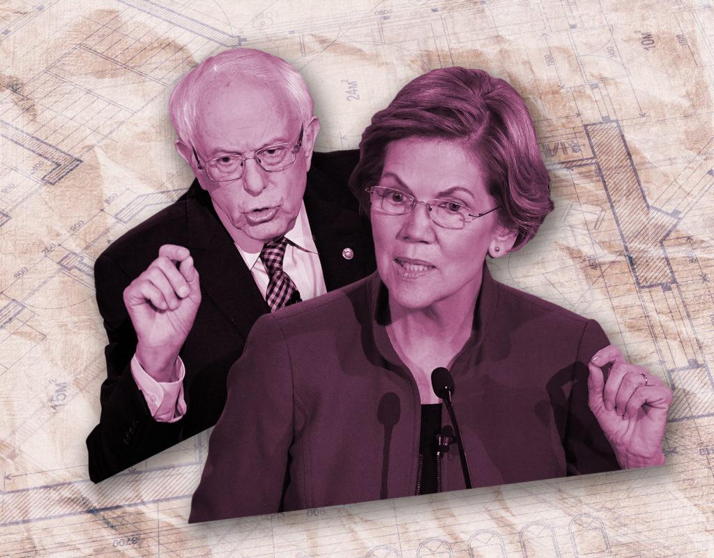 In the War for the Progressive Future, Bernie Just Crushed Elizabeth Warren