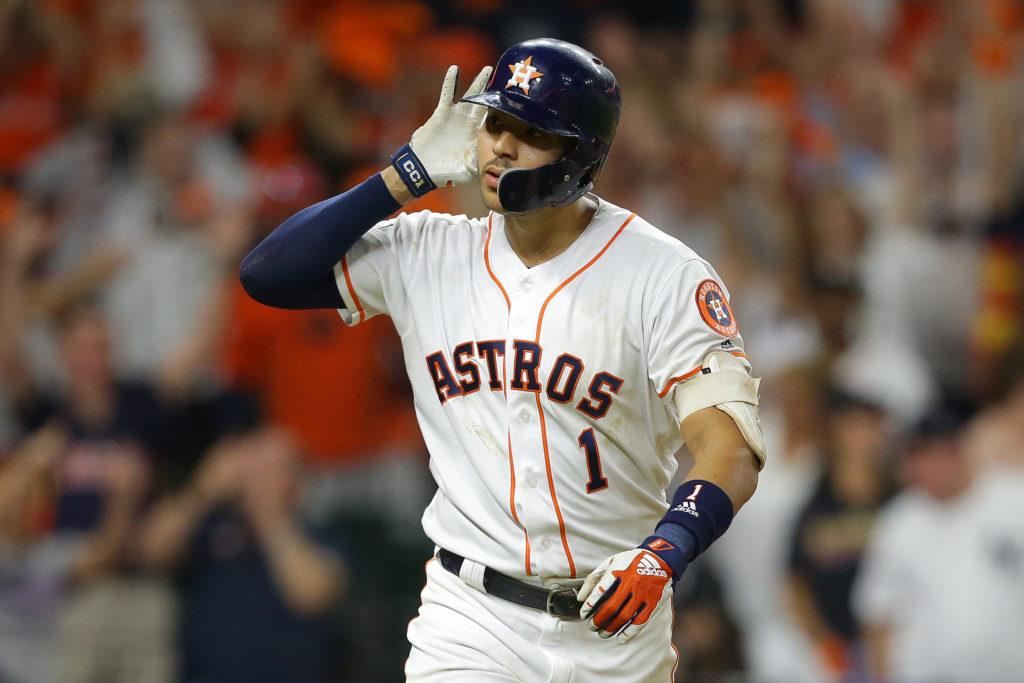 Carlos Correa Is Baseball Trump - The Bulwark