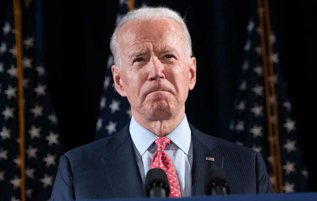 Here's How Biden Resets the Race During a Pandemic - The Bulwark