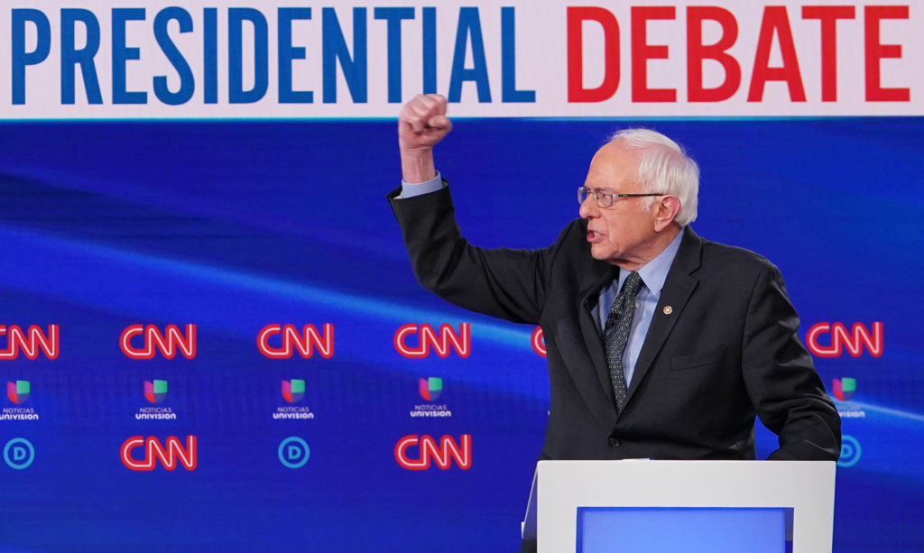 Bernie's Last Stand