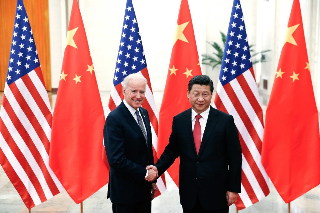 A China Strategy Blueprint