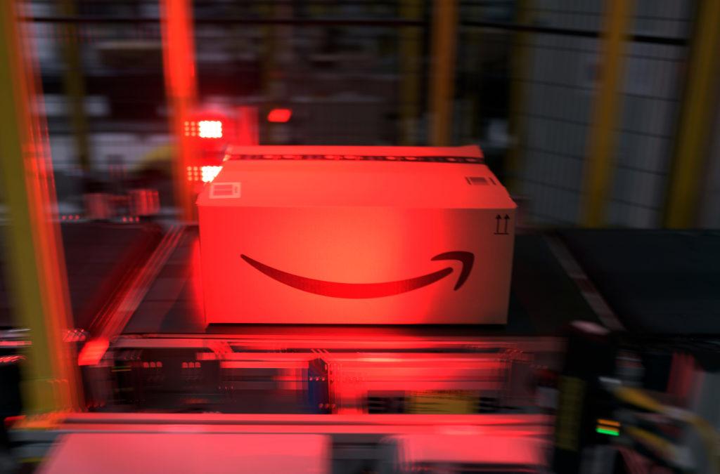 Break Up Amazon