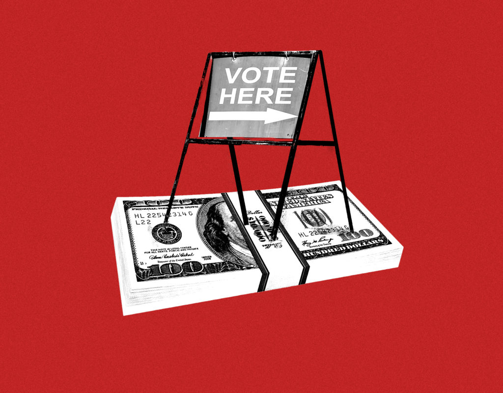 How a Billionaire Could Guarantee Vote-By-Mail