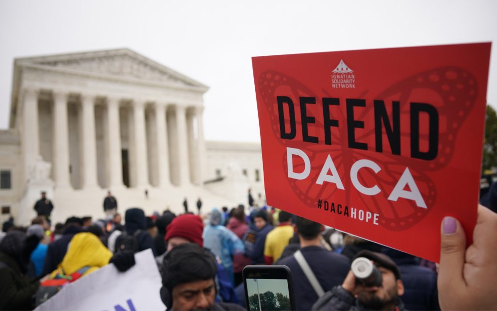 Trump's Ineptitude Saved DACA … for Now
