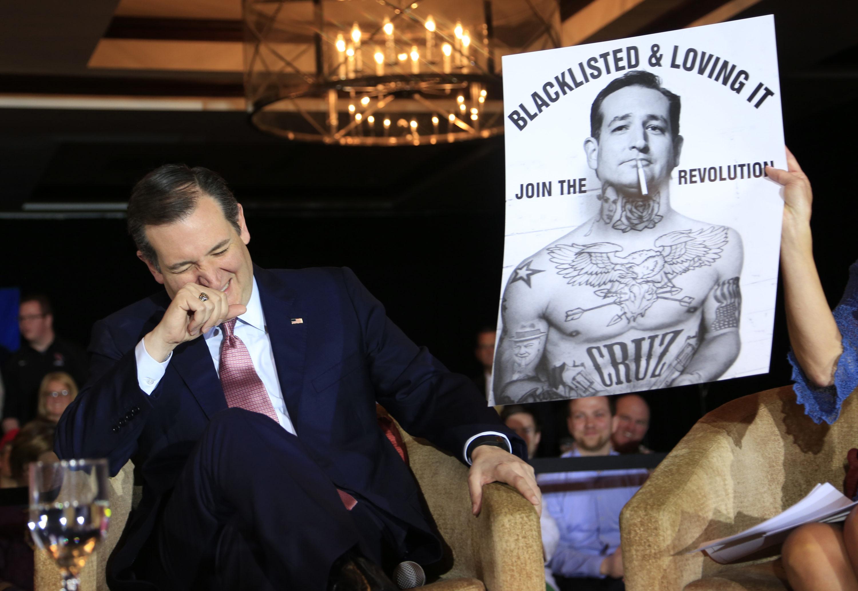 The Gross Hellscape That Awaits Ted Cruz on Parler - The Bulwark