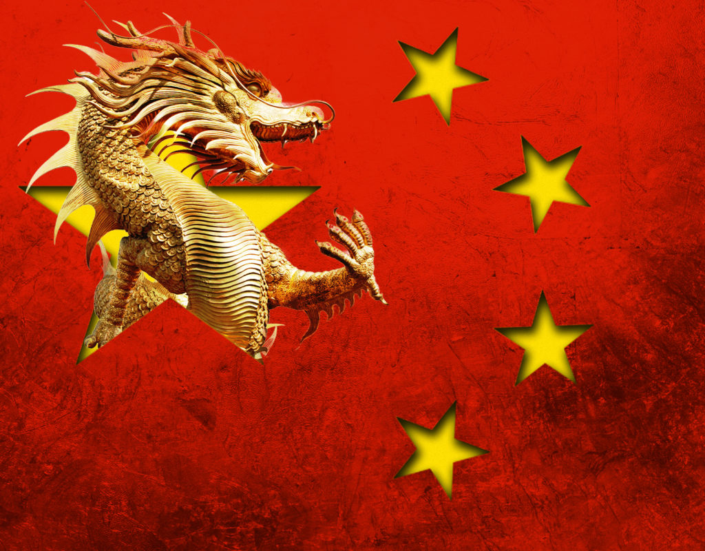 China Flexes Its Muscles While America Sleeps