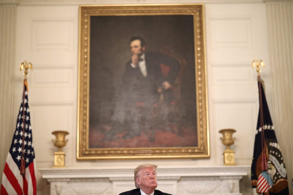 The GOP Is Abandoning the American Idea
