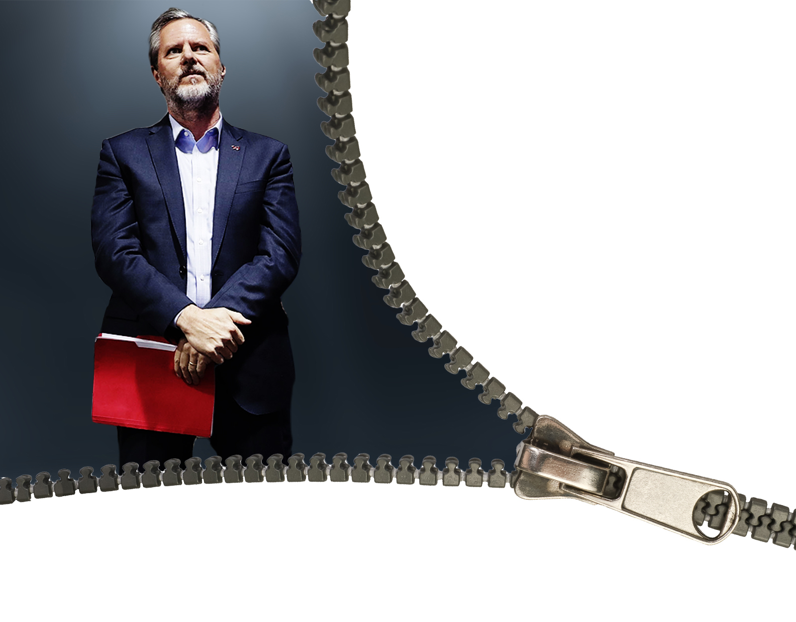 Jerry Falwell's Zipper Has Been Down for Years - The Bulwark