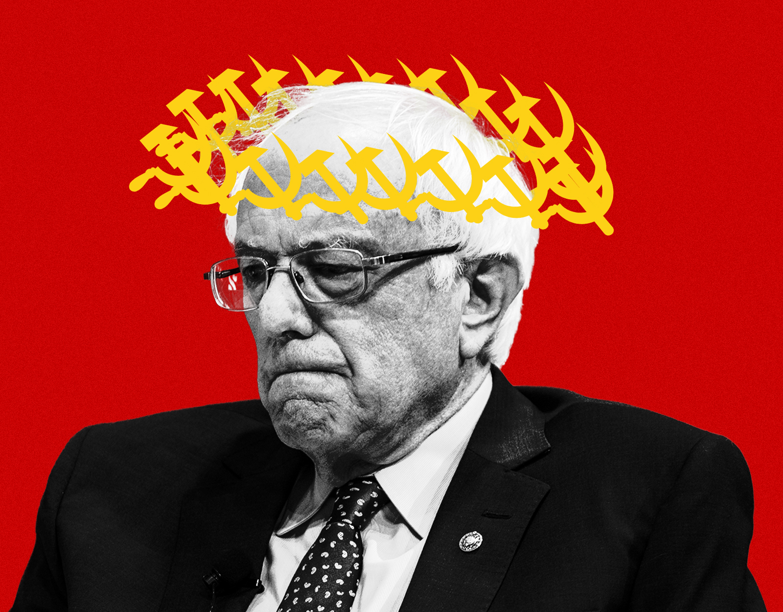 Bernie Sanders Dropped Out Because His Campaign Believed Its Own BS - The Bulwark
