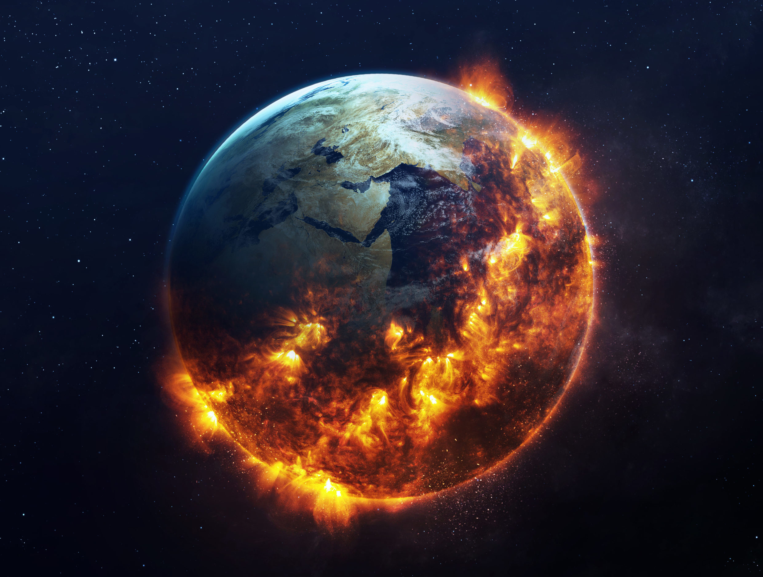 The World Is Burning. And America Is AWOL. - The Bulwark
