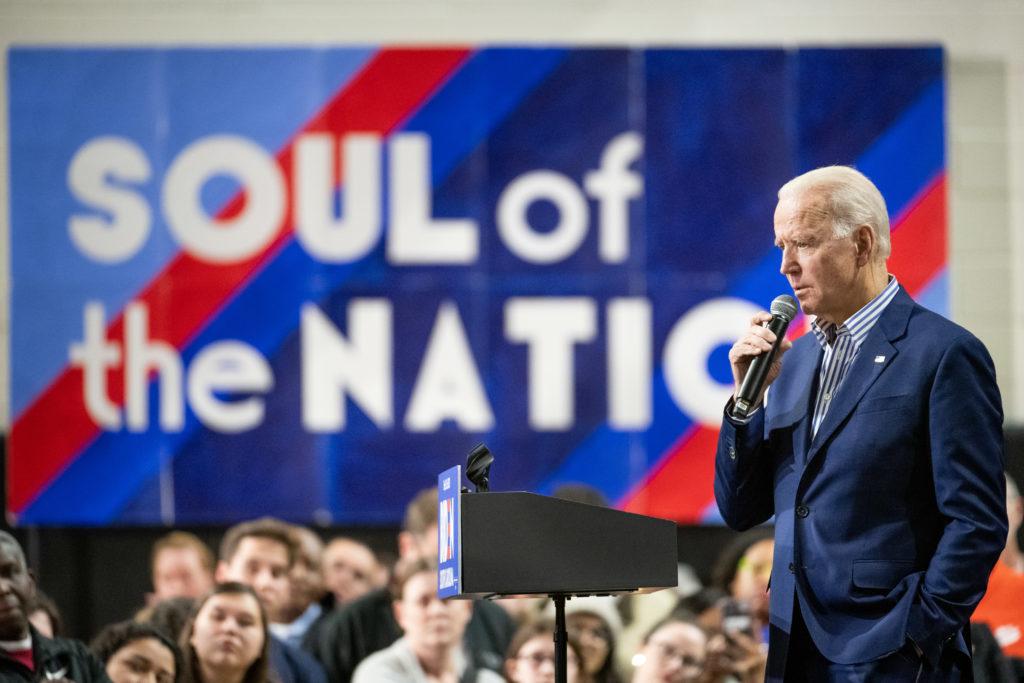The Coming Biden Landslide