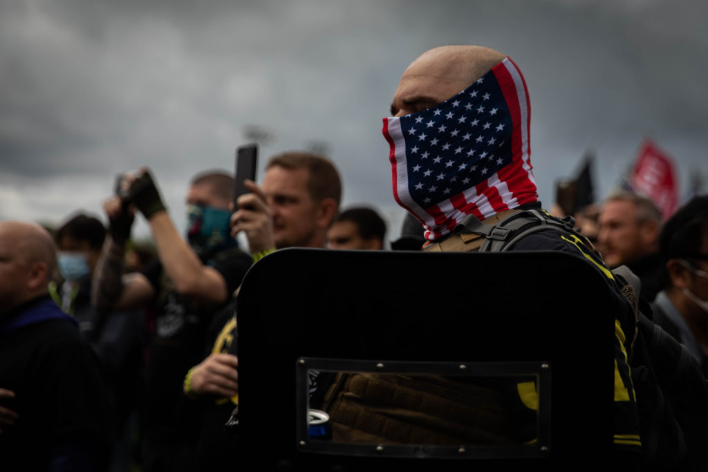 What Trump Said and What the Proud Boys Heard