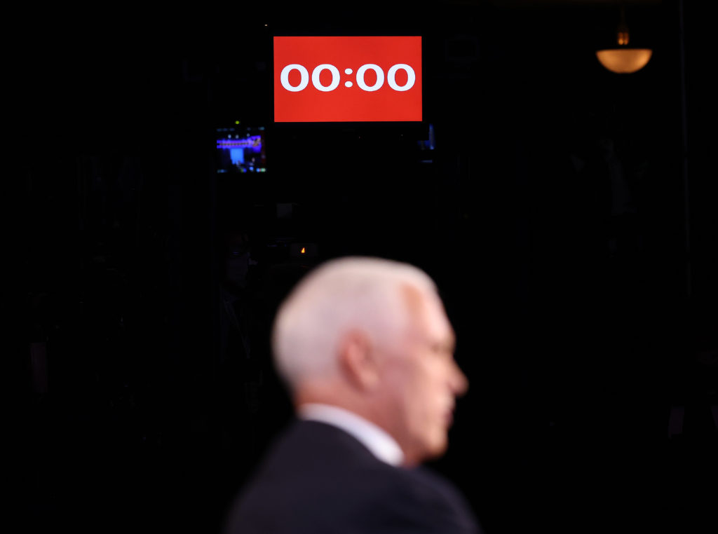 Pence Flubbed the Civics 101 Question