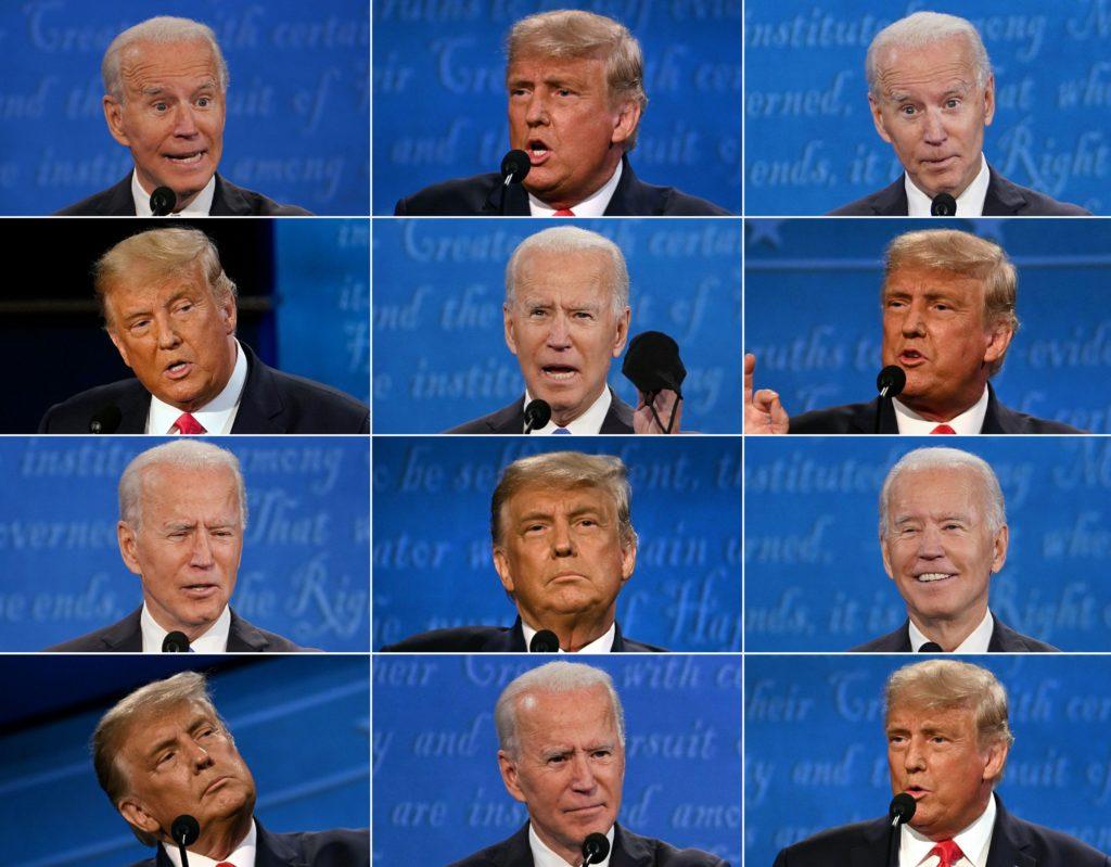 """Trump Doesn't Poop Pants; """"Wins"""" Debate"""